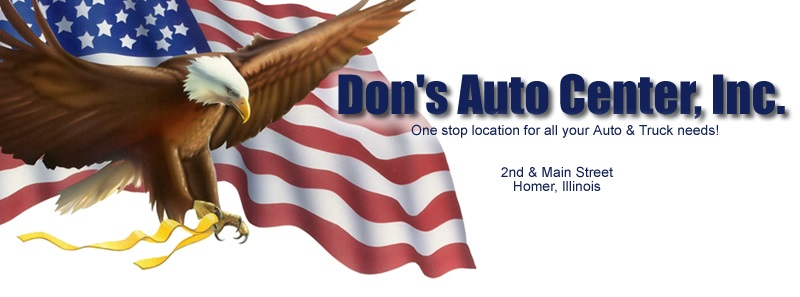 Don'S Auto Center >> Don S Auto Center